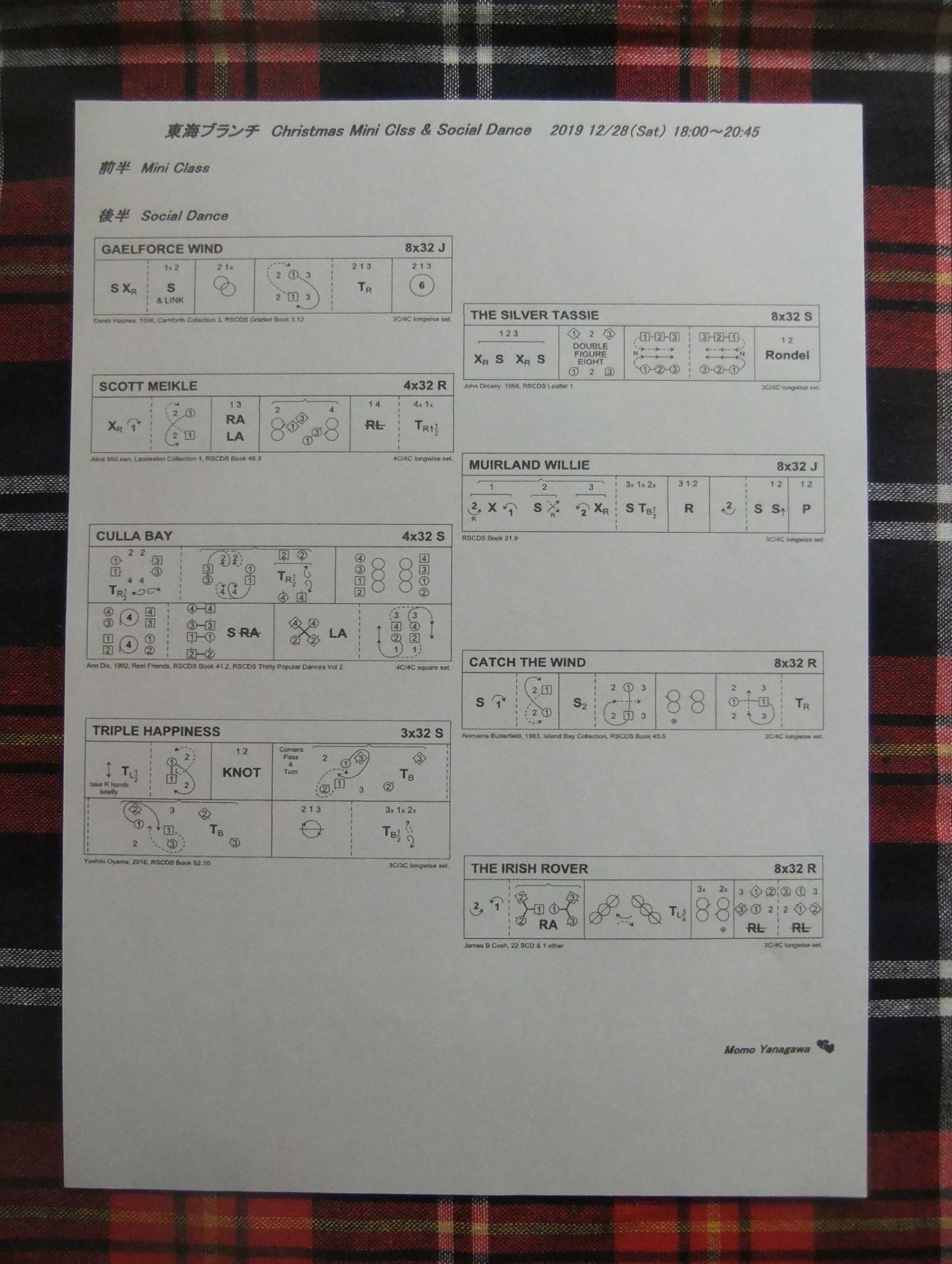 20191228 東海Br Mini Class Xmas party