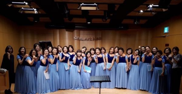 SJC女声合唱団 Harmony