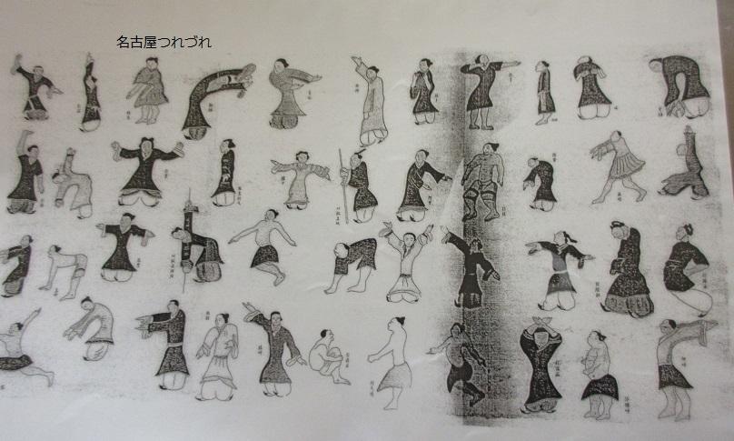 中国気功2200年前