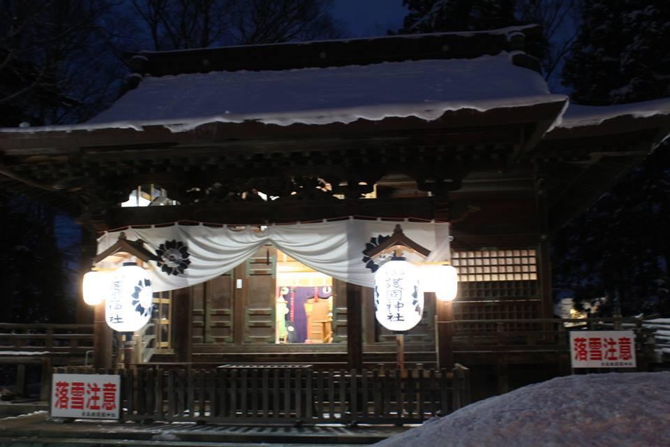 青森県護国神社⑤