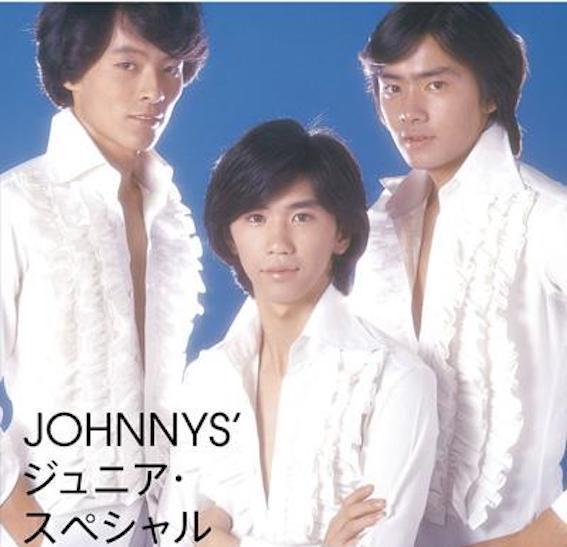 1974年 JOHNNYS ジュニア・スペシャル