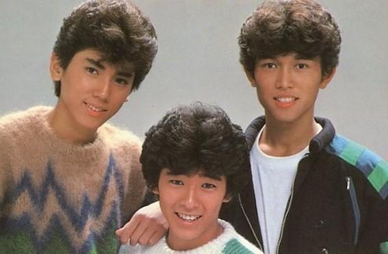 1981年 シブがき隊