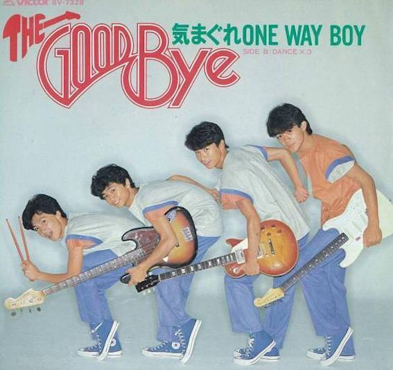 1983年 THE GOOD-BYE