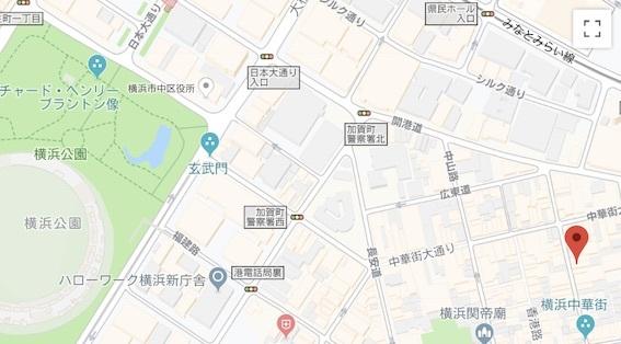 酔楼 地図