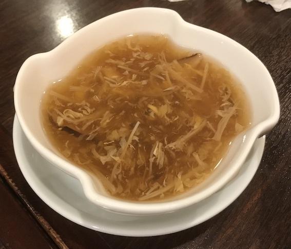 サービス スープ