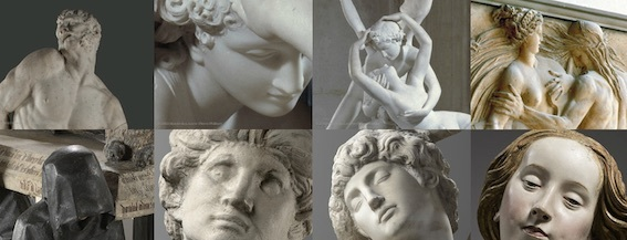 彫刻部門 写真