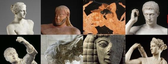 古代ギリシア・エトルリア・ローマ美術部門 写真