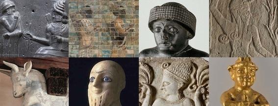 古代オリエント部門 写真