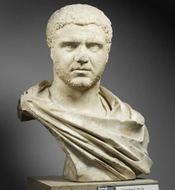 カラカラ帝(在位 211-217年)写真