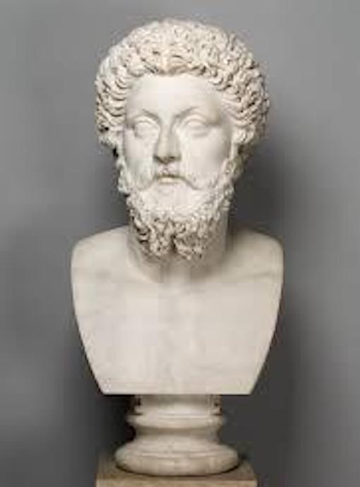 マルクス・アウレリウス帝(在位紀元161-180年)写真