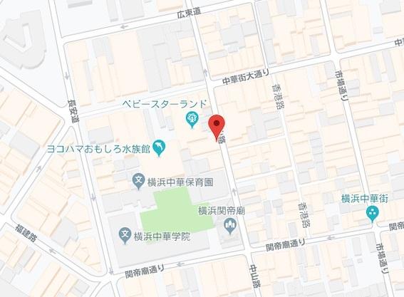 獅門酒楼 地図