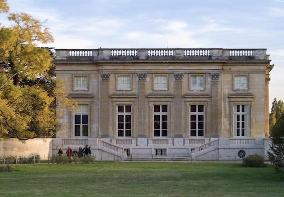 小トリアノン宮殿