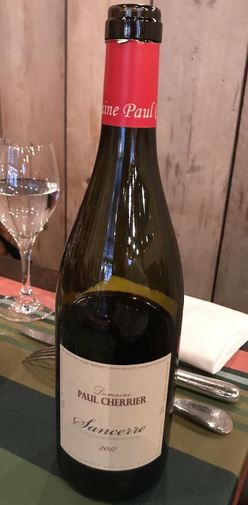 ボトル赤ワイン