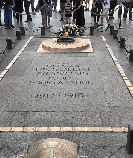 無名兵士の墓