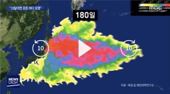 福島汚染に関する動画
