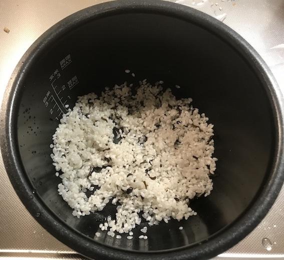 炊飯 くらこん