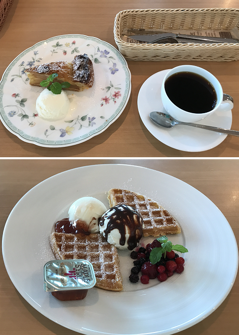 20190725県立ミュージアム喫茶室