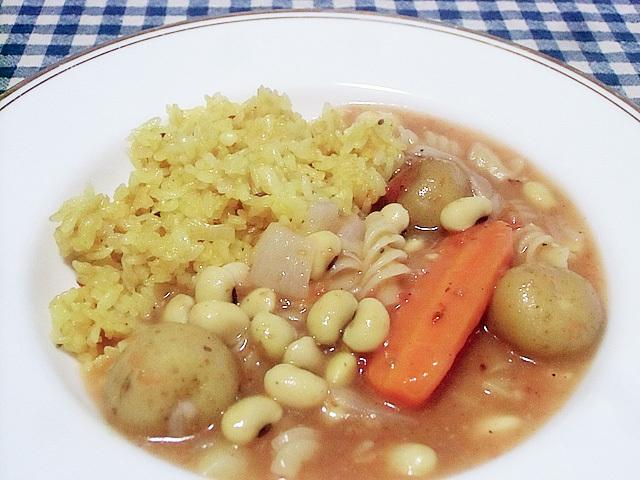 野菜スープライス