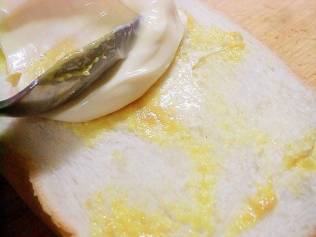 芥子とマヨネーズ