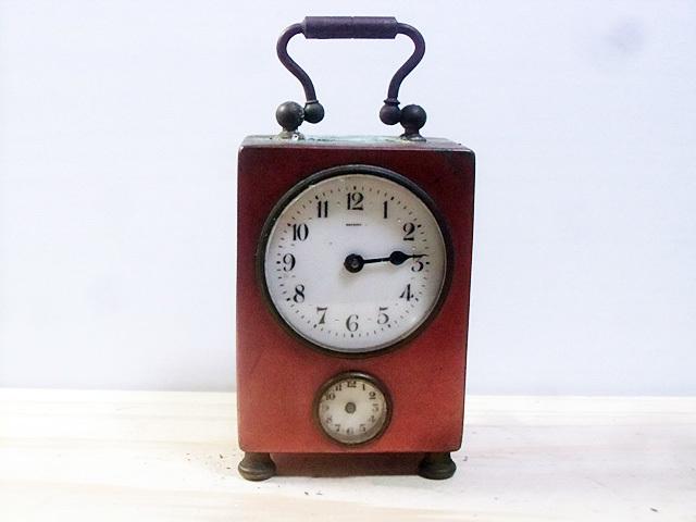 1-ちいさな置時計