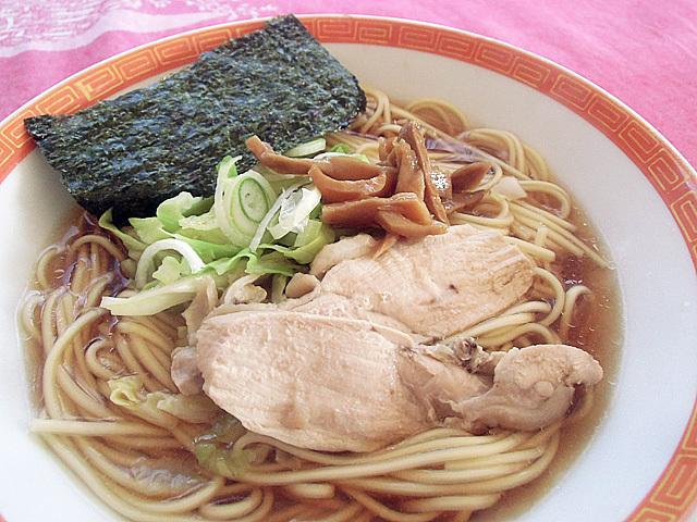 魚系醤油味