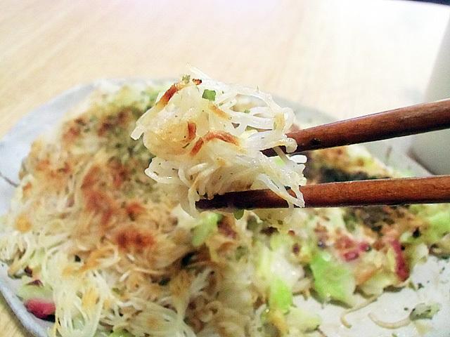 カリカリ素麺が美味しいのです