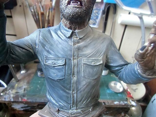 20-半分砥の粉を塗ったところ