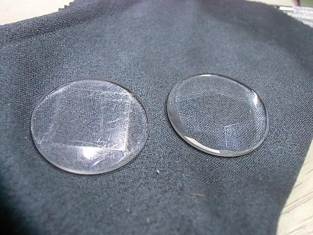 12-ガラスの交換