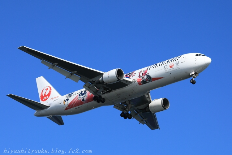 5Z2A7793 みんなのJAL 2020ジェットSN