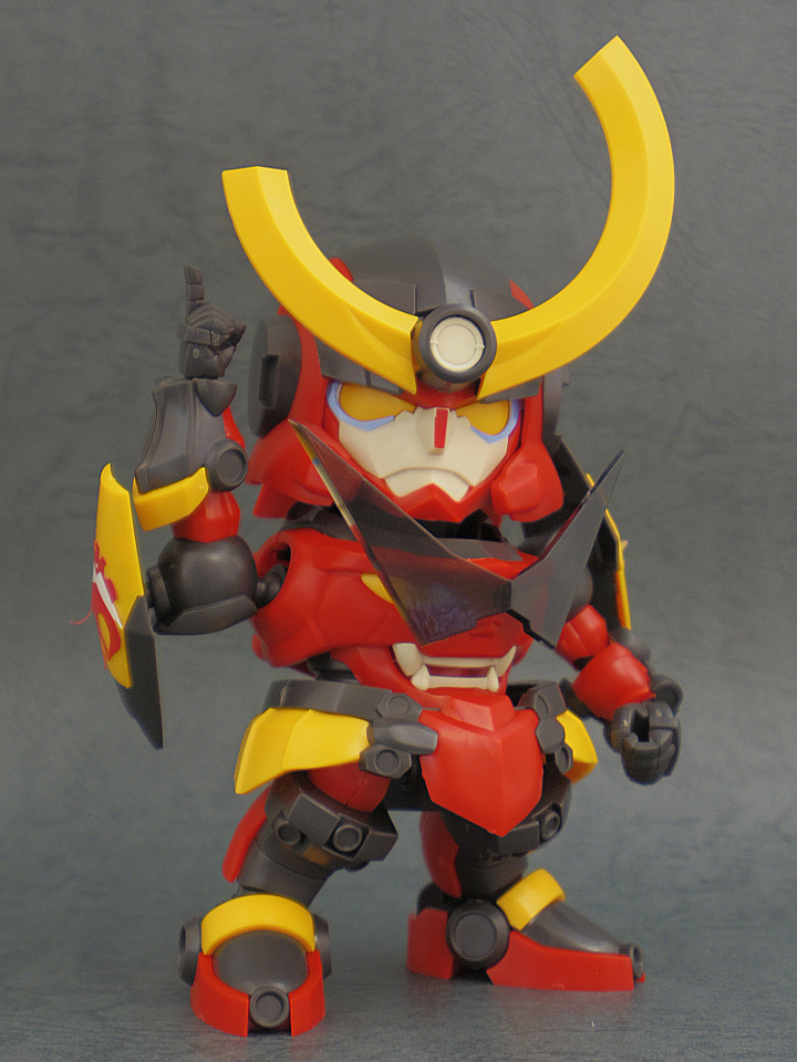 MODEROID グレンラガン48