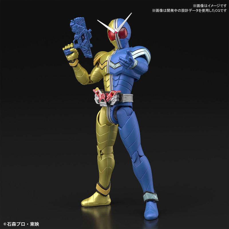 Figure-rise Standard 仮面ライダーW ルナトリガー プラモデルFIGURE-049287_01