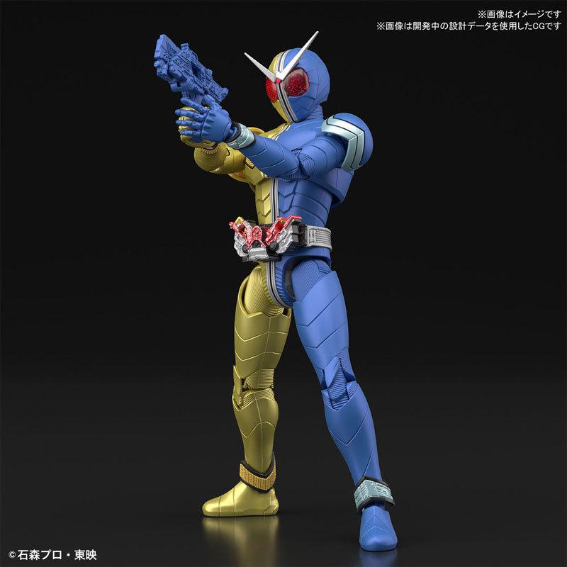 Figure-rise Standard 仮面ライダーW ルナトリガー プラモデルFIGURE-049287_02