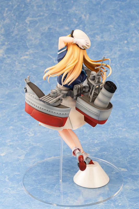 艦隊これくしょん -艦これ- 駆逐艦ジャーヴィス 17 完成品フィギュアFIGURE-050268_04