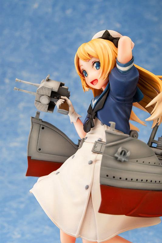 艦隊これくしょん -艦これ- 駆逐艦ジャーヴィス 17 完成品フィギュアFIGURE-050268_07