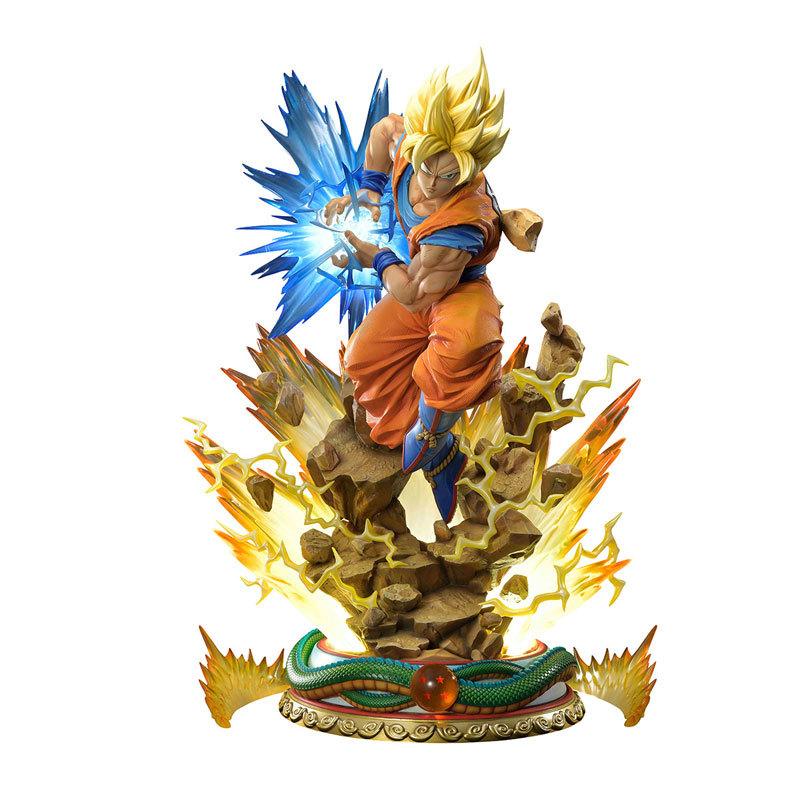 メガプレミアムマスターライン ドラゴンボールZ 孫悟空(超サイヤ人) DX FIGURE-051212_02
