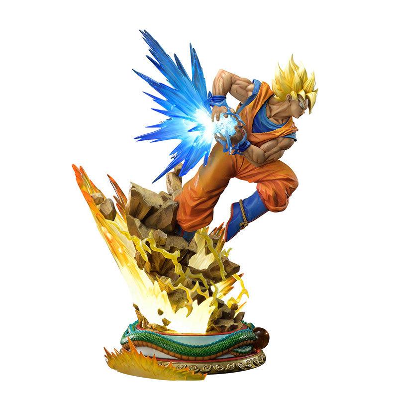 メガプレミアムマスターライン ドラゴンボールZ 孫悟空(超サイヤ人) DX FIGURE-051212_03
