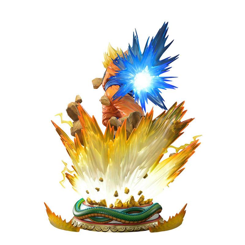 メガプレミアムマスターライン ドラゴンボールZ 孫悟空(超サイヤ人) DX FIGURE-051212_04