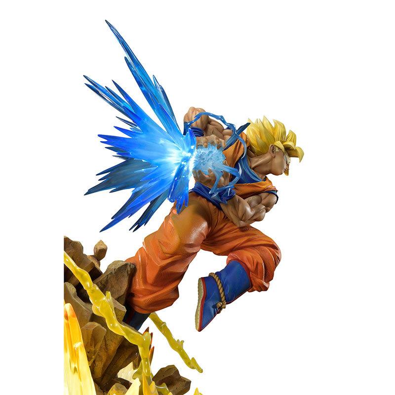 メガプレミアムマスターライン ドラゴンボールZ 孫悟空(超サイヤ人) DX FIGURE-051212_06