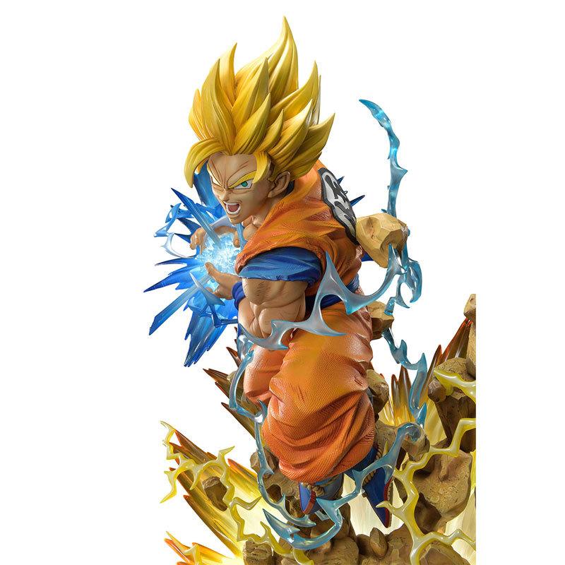 メガプレミアムマスターライン ドラゴンボールZ 孫悟空(超サイヤ人) DX FIGURE-051212_08