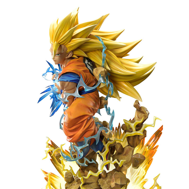 メガプレミアムマスターライン ドラゴンボールZ 孫悟空(超サイヤ人) DX FIGURE-051212_09