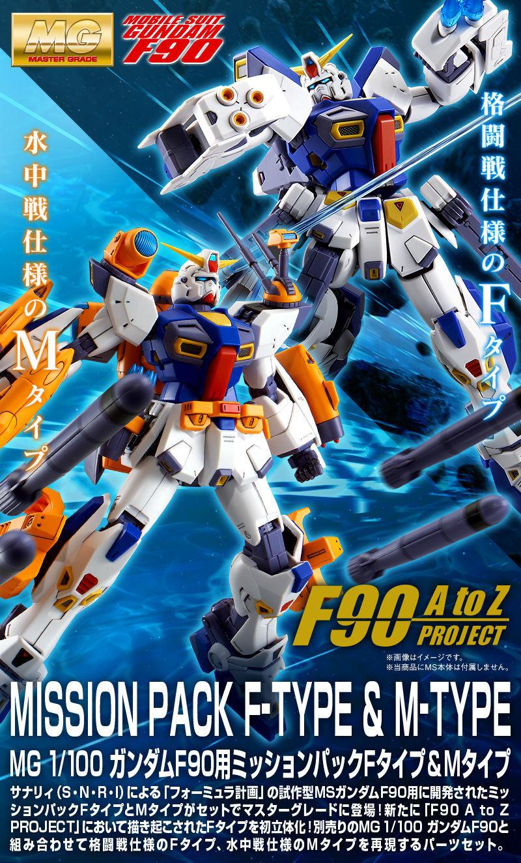 F90用 ミッションパック Fタイプ & Mタイプ01