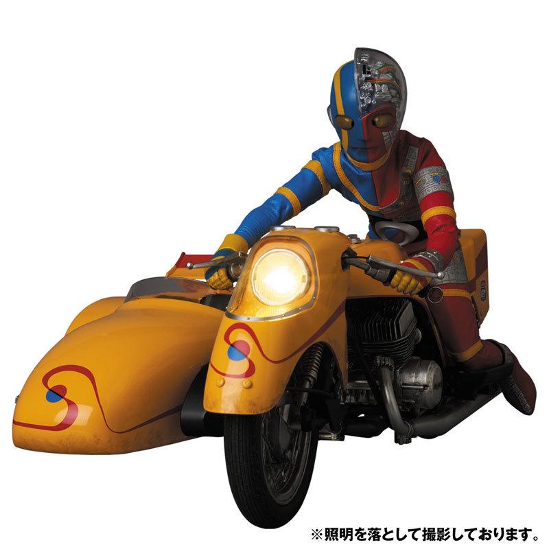 リアルアクションヒーローズ RAH キカイダーサイドマシーン究極版FIGURE-051897_02