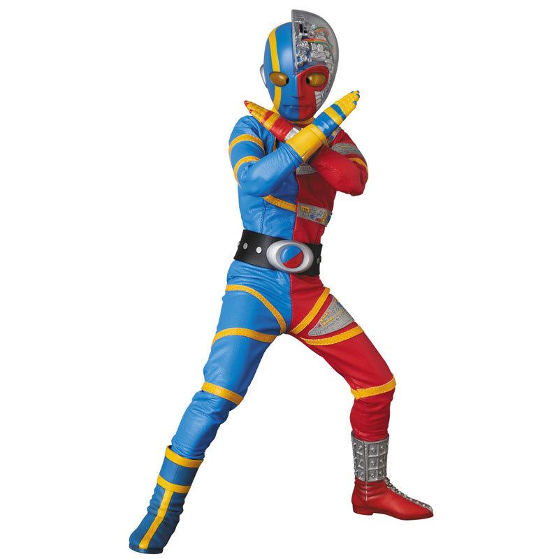 リアルアクションヒーローズ RAH キカイダーサイドマシーン究極版FIGURE-051897_12