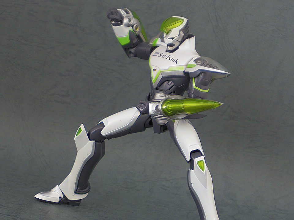 SHF ワイルドタイガー48