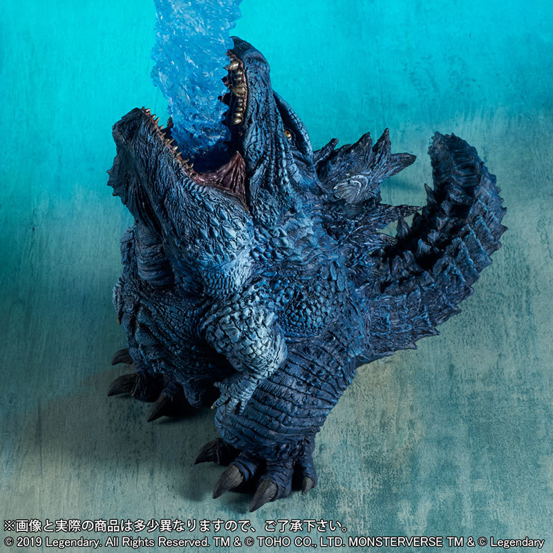 デフォリアル ゴジラ キング・オブ・モンスターズ ゴジラ(2019) 完成品フィギュアFIGURE-048969_05