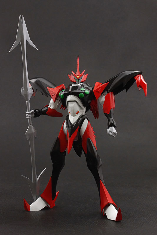 宇宙の騎士テッカマンブレード テッカマンエビル 可動フィギュアFIGURE-050611_02