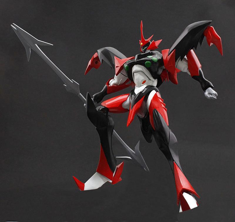 宇宙の騎士テッカマンブレード テッカマンエビル 可動フィギュアFIGURE-050611_03