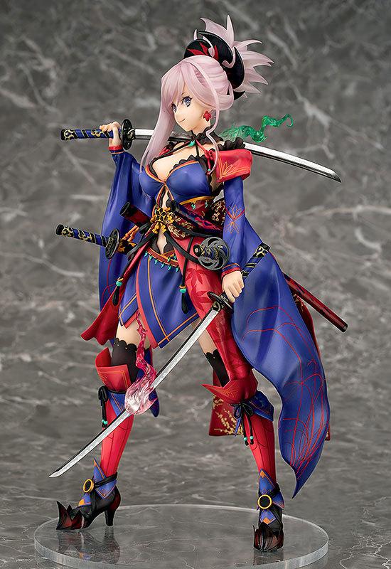 FateGrand Order セイバー宮本武蔵 17 完成品フィギュアFIGURE-045040_02
