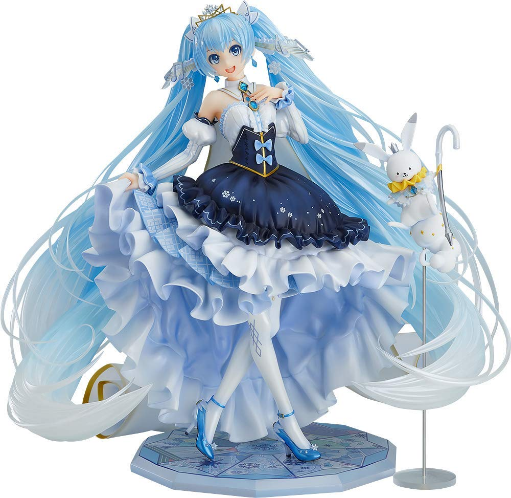 キャラクター・ボーカル・シリーズ01 初音ミク 雪ミク Snow PrincessFIGURE-052763_01