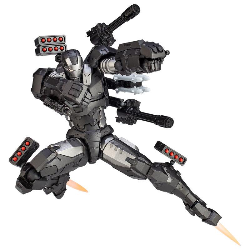 フィギュアコンプレックス アメイジング・ヤマグチ War machine(ウォーマシン)FIGURE-053011_01